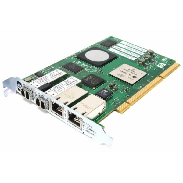 HP PCI-X 2-PORT 4GB FC AND 2-PORT 1000BT ADAPTER