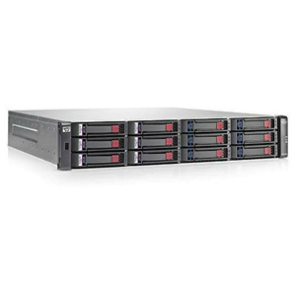 HP STORAGEWORKS MSA2324FC LFF DUAL CONTROLLER ARRAY
