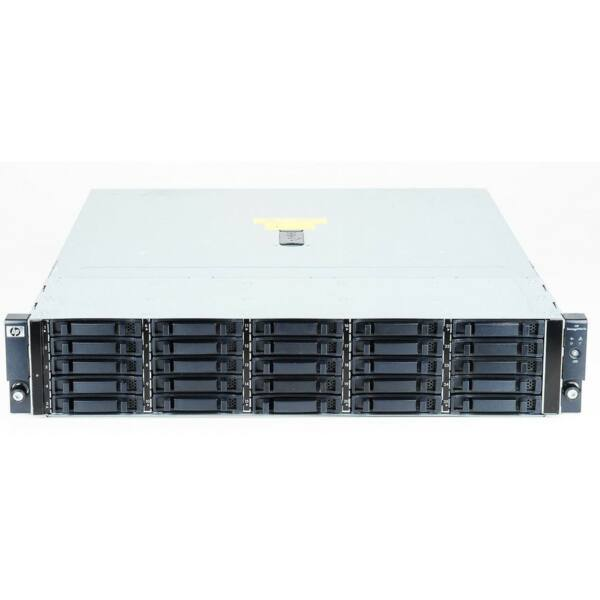 HP M6625 25*SFF SAS HDD ENCLOSURE WITHOUT RAILS
