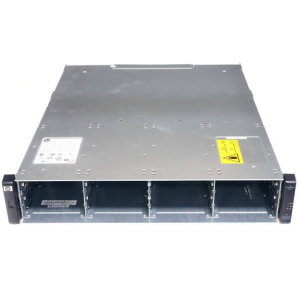 HP StorageWorks P2000 Modular Smart Array 3.5-in Drive Bay Chassis (LFF)  (No Ears)
