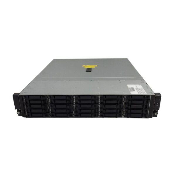 HP STORAGEWORKS P2000 24*SFF 2*PSU CTO CHASSIS