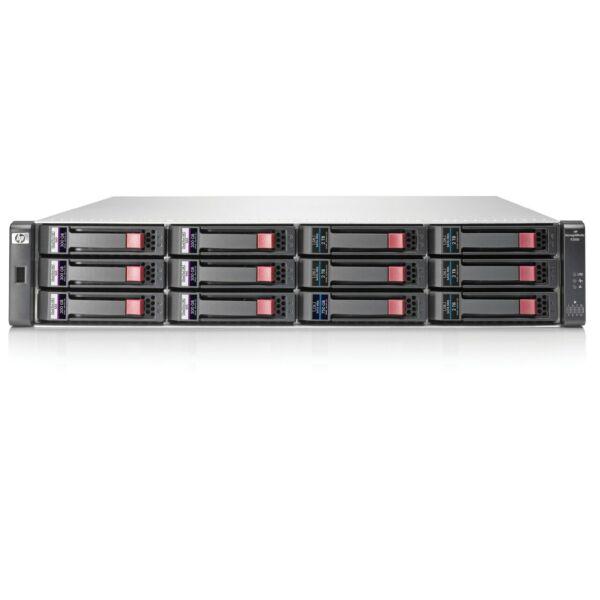 HP STORAGEWORKS P2000 DUAL I/O LFF ENCLOSURE WITHOUT RAILS