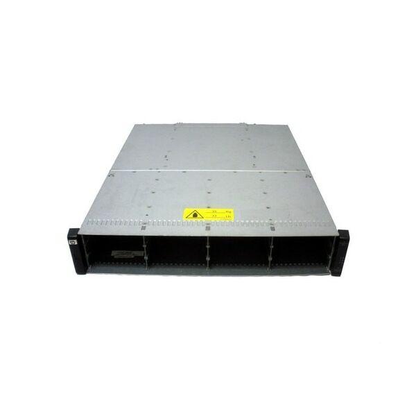HP P2000 G3 MSA FC DUAL CNTRL LFF ARRAY WITHOUT RAILS