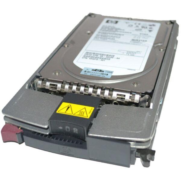 HP StorageWorks 72GB 4Gb dual port FC EVA M6412A S