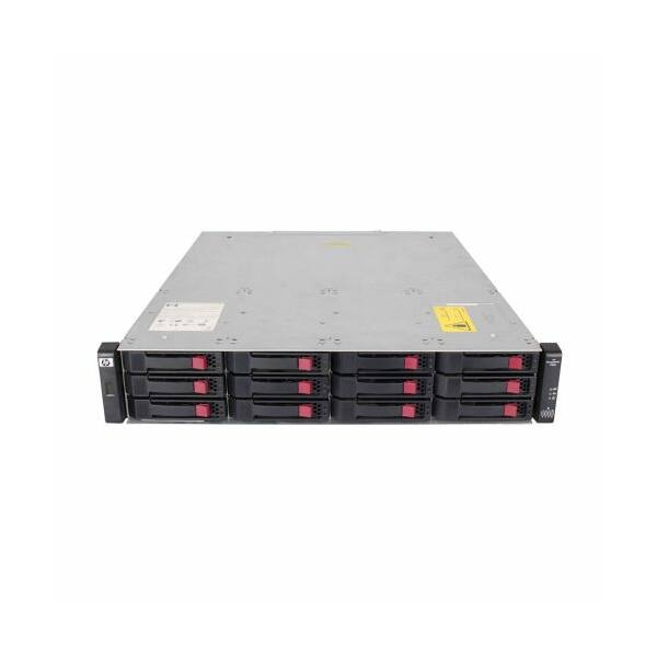 HP P2000 G3 MSA LFF FC/ISCSI DUAL COMBO CTRL WITH RAILS