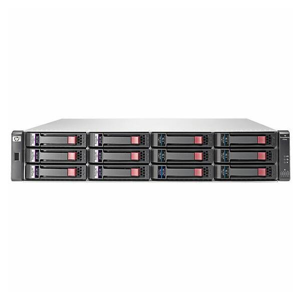 HP MSA P2000 G3 SAS MSA DUAL CONTROLLER WITHOUT RAILS