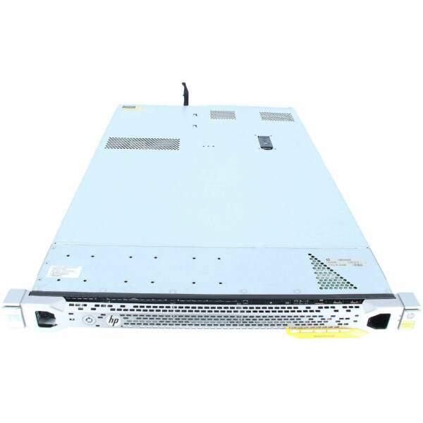 HP STOREVIRTUAL 4330 32GB 1*E5-2620 8*SFF 2*PSU NO HDDS