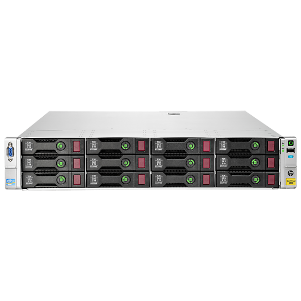 HP SV4530 CTO CHASSIS P420I 25*SFF - NO HDDS