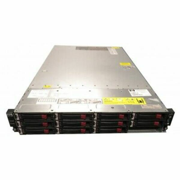 HP STORAGEWORKS P4500 G2 2*E5520 4GB 12LFF 2*PSU NO HDD