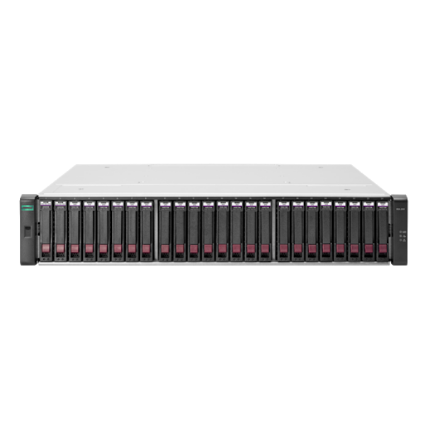 HP MSA 2040 12*LFF DC-POWER CHASSIS