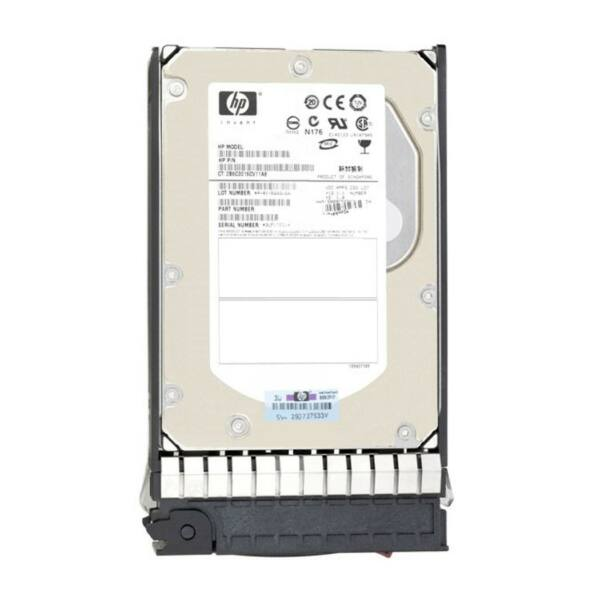 HP MSA 1.2TB 6G SAS 10K SFF HDD