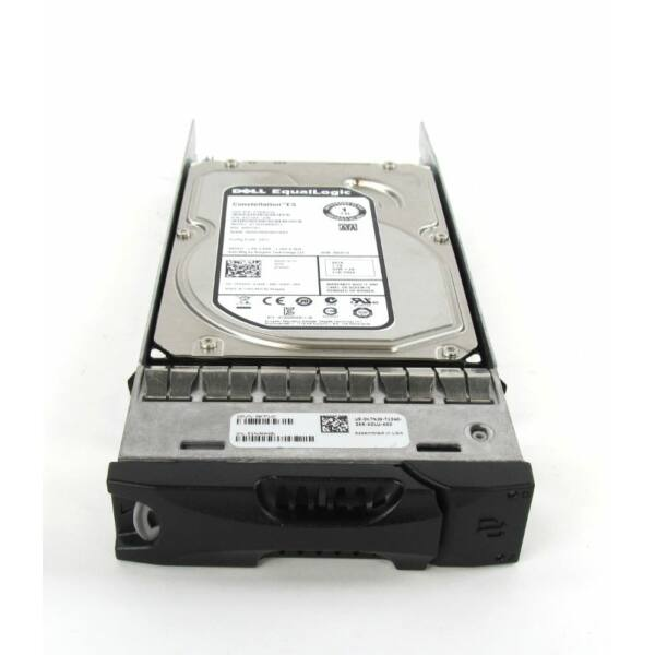"DELL EQUALLOGIC 1TB 7.2K 3.5"" SATA HARD DRIVE"
