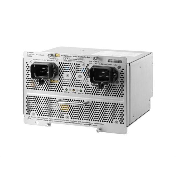 HPE 5400R 2750W POE+ ZL2 POWER SUPPLY