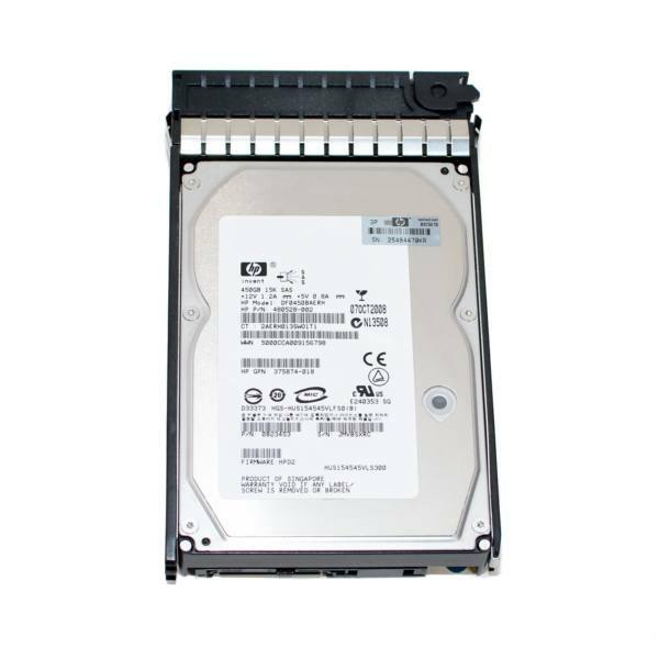 HP 450GB MSA 15K 12G 3.5INCH SAS HDD