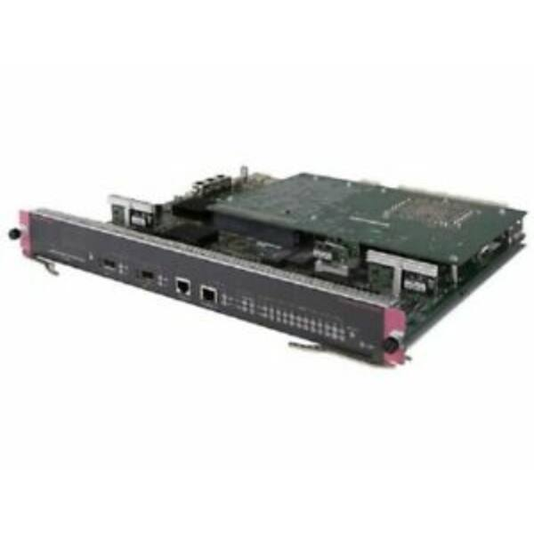 HPE FLEXNETWORK 7500 384GBPS FABRIC MODULE WITH 2 XFP PORTS