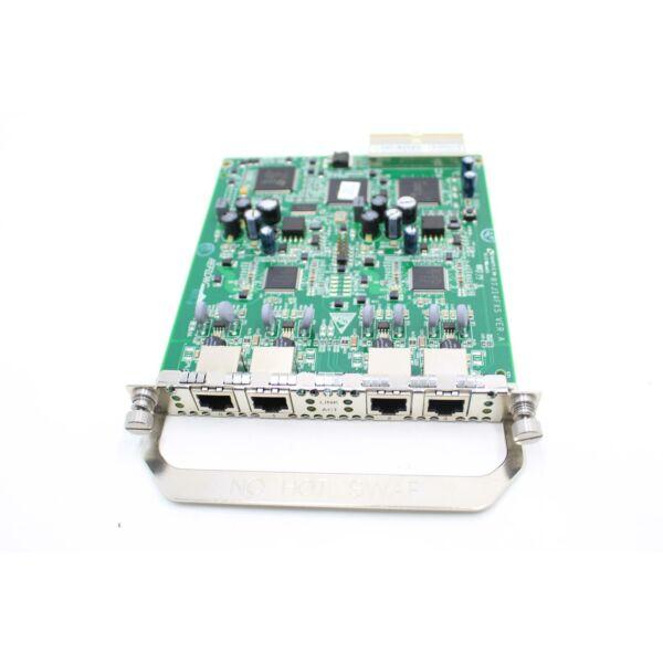 HP MSR 4-PORT FXS MIM MODULE