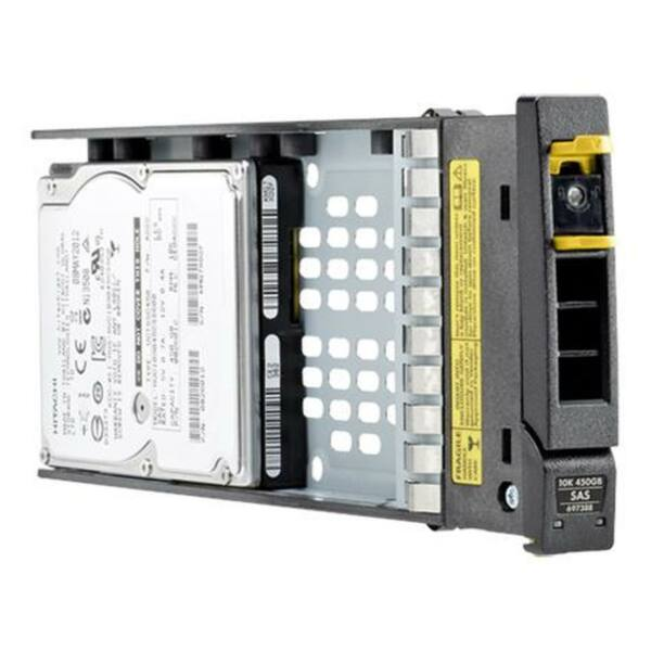 HPE 3PAR STORESERV 8000 1.2TB SAS 10K SFF(2.5IN)