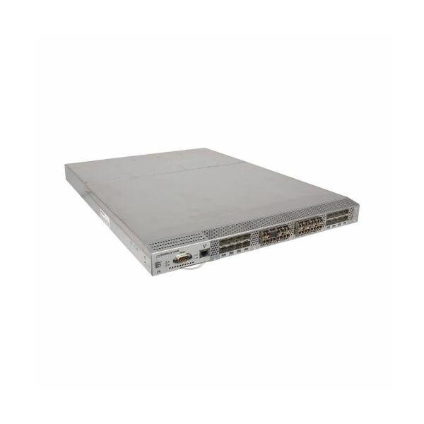 BROCADE SILKWORM 4100 32 PORT 4GB FC SWITCH 16 PORTS ENABLED