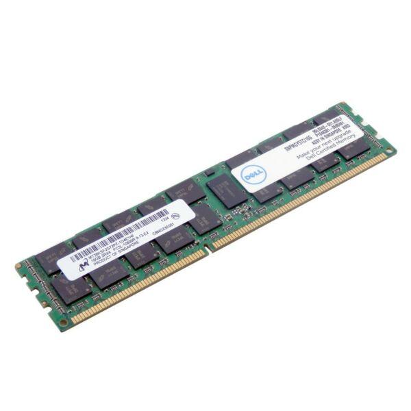 DELL 16GB (1X16GB) 2RX4 PC3L-10600R-9 DDR3-1333MHZ MEMORY KIT