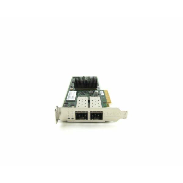 DELL CHELSIO 10GB DUAL PORT PCI-E SFP+ FIBRE ADAPTER CARD